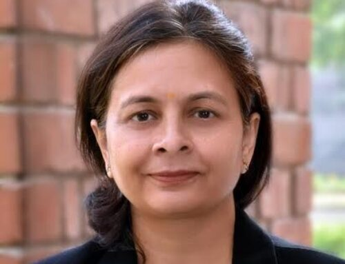 An interview with Anjali Kaushik, Professor and Chair, Information Management, Management Development Institute, Gurgaon, India and Chief Investigator for creation and deployment of Cyber Security Framework for e-Governance services of the Government of India