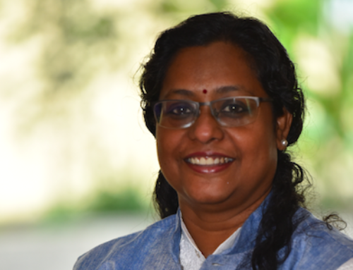 An interview with Dr. Abha Rishi, Chairperson for the Centre for Innovation and Entrepreneurship Development (CIED) and CEO of the Atal Incubation Centre at Birla Institute of Management Technology (BIMTECH)